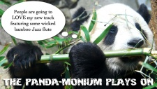 The Panda-monium Plays On