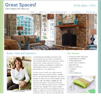 Great Spaces!