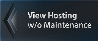 hosting without maintenance