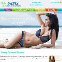 oasis tanning salon
