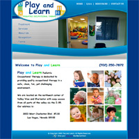 Play and Learn Pediatric Occupational Therapy
