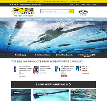 Bodyline Swim Shop