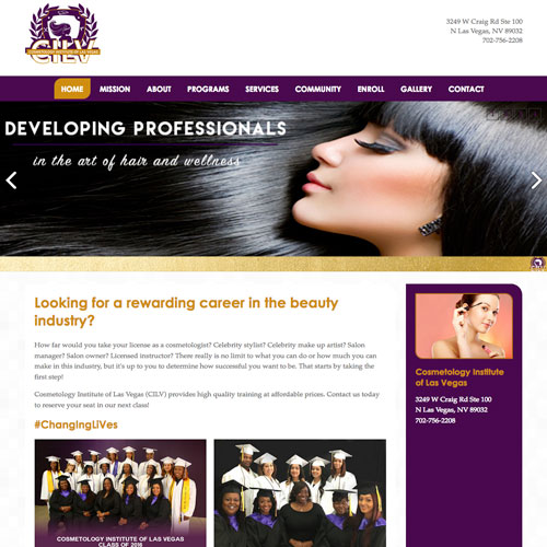 Cosmetology Institute of LV