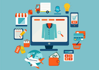 Ecommerce Illustration