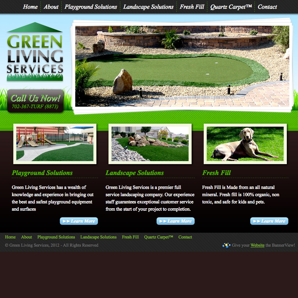 green living services