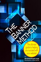 Get More Website Traffic - The BannerMethod eBook