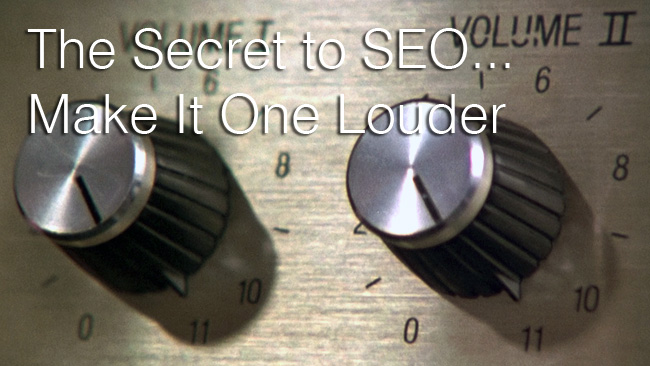 secret to seo