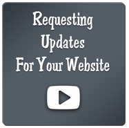 Requesting Updates For Your Website